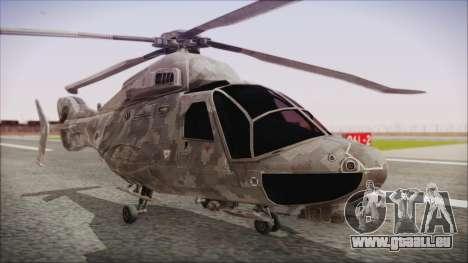 Tom Clancys Splinter Cell Blacklist Scout pour GTA San Andreas