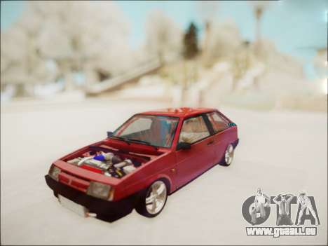 VAZ 2108 Turbo für GTA San Andreas
