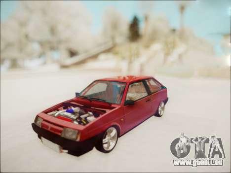 VAZ 2108 Turbo für GTA San Andreas