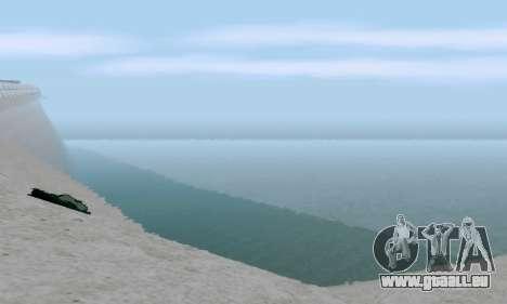 uM ENB pour la faiblesse du PC pour GTA San Andreas sixième écran