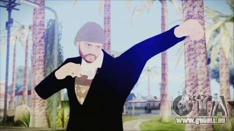 GTA Online Skin 25 pour GTA San Andreas