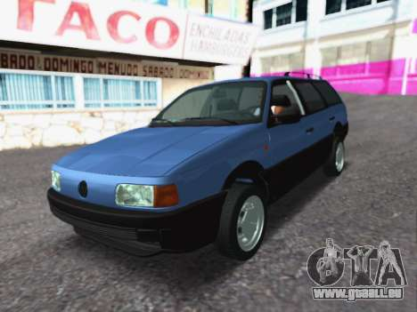 Volkswagen Passat B3 Variant für GTA San Andreas