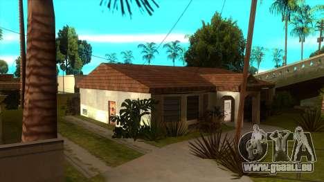 ENB Settings Janeair 1.0 Light pour GTA San Andreas quatrième écran
