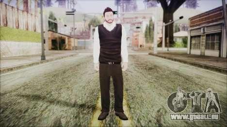 GTA Online Skin 41 pour GTA San Andreas deuxième écran