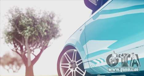 Audi Q7 pour GTA San Andreas vue de côté