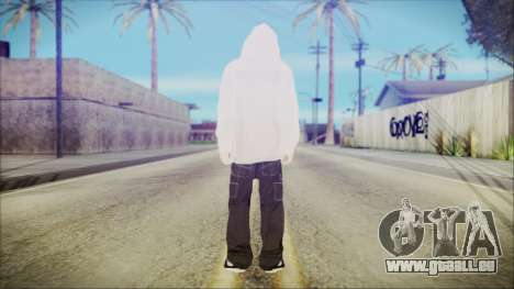 Brick Bazuka pour GTA San Andreas troisième écran
