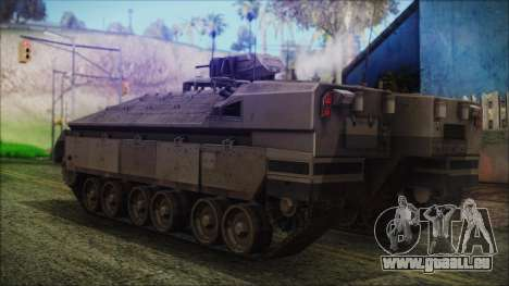 IFV-6C Panther Tracked IFV für GTA San Andreas linke Ansicht