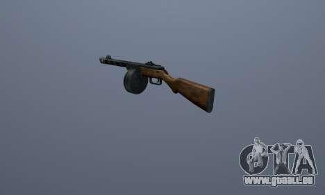 PCA pour GTA San Andreas troisième écran
