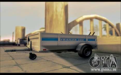 GTA V Remorque Utilitaire pour GTA San Andreas