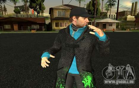 Mens Mega Pack für GTA San Andreas zwölften Screenshot