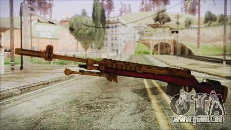 Xmas M14 pour GTA San Andreas