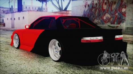 Nissan Silvia S13 Facelift S14kouki für GTA San Andreas linke Ansicht