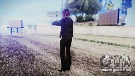 Jill Business für GTA San Andreas dritten Screenshot
