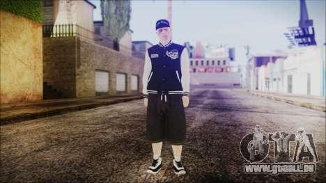 GTA Online Skin 50 für GTA San Andreas zweiten Screenshot