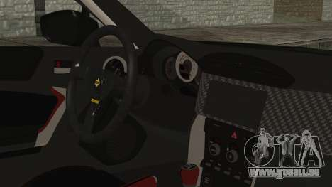 Toyota GT86 Rocket Bunny Tunable HQLM pour GTA San Andreas vue de droite