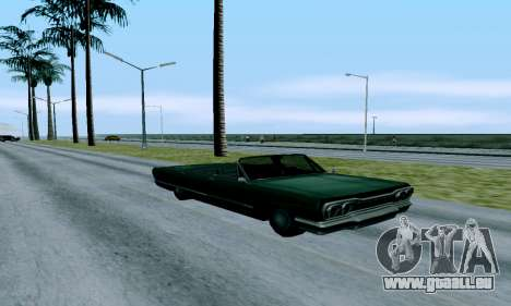 uM ENB pour la faiblesse du PC pour GTA San Andreas