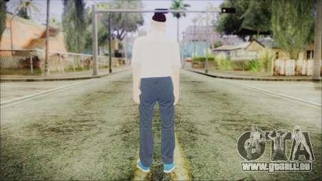 GTA Online Skin 38 pour GTA San Andreas troisième écran