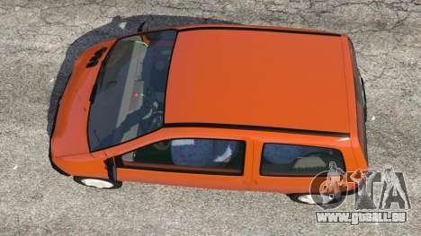 Renault Twingo I pour GTA 5