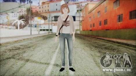 Life is Strange Episode 5-4 Max pour GTA San Andreas deuxième écran