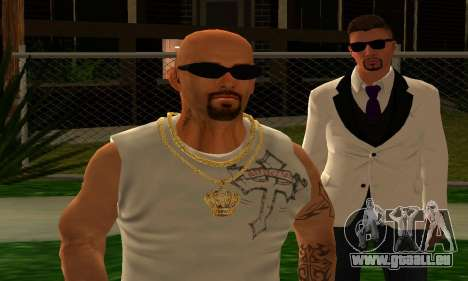 Mens Mega Pack für GTA San Andreas zehnten Screenshot