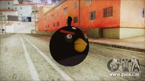 Angry Bird Grenade für GTA San Andreas