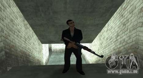 Italian bar Gangstaro in Der Heiligen für GTA San Andreas fünften Screenshot