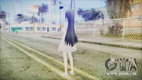Yui Sword Art Online pour GTA San Andreas troisième écran