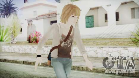 Life is Strange Episode 4 Max pour GTA San Andreas