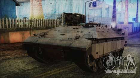 IFV-6C Panther Tracked IFV für GTA San Andreas