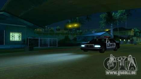 ENB Settings Janeair 1.0 Light pour GTA San Andreas deuxième écran