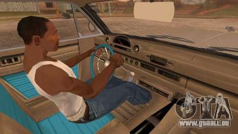 GTA 5 Declasse Clean Voodoo Bobble Version IVF für GTA San Andreas rechten Ansicht