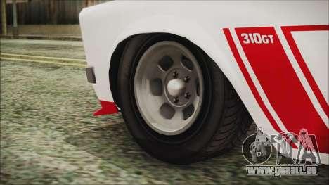 GTA 5 Declasse Tampa für GTA San Andreas zurück linke Ansicht