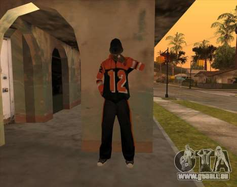 Bratki an der bar für GTA San Andreas zweiten Screenshot
