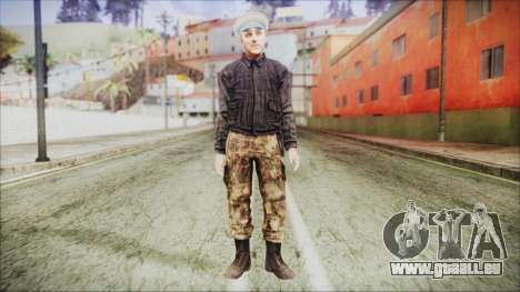 World In Conflict Lebdjev für GTA San Andreas zweiten Screenshot