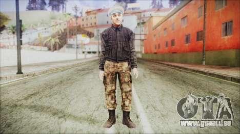 World In Conflict Lebdjev pour GTA San Andreas deuxième écran