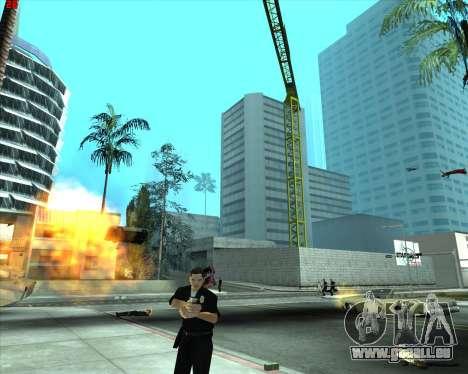 Wahnsinn im Staat San Andreas v1.0 für GTA San Andreas