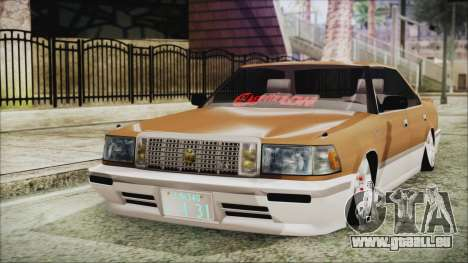 Toyota Crown VIP pour GTA San Andreas