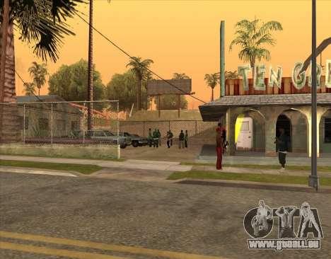 Bratki an der bar für GTA San Andreas her Screenshot