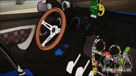 Dacia Logan Cadde Style pour GTA San Andreas vue de droite