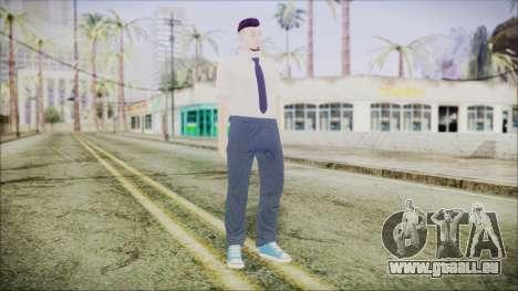 GTA Online Skin 38 pour GTA San Andreas deuxième écran