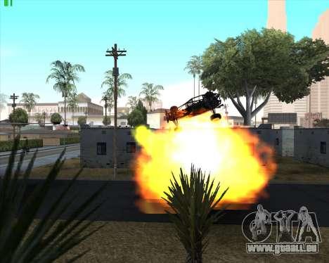 La folie dans l'état de San Andreas v1.0 pour GTA San Andreas dixième écran