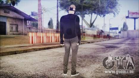 GTA Online Skin 53 pour GTA San Andreas troisième écran
