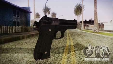 PayDay 2 Bernetti 9 für GTA San Andreas zweiten Screenshot
