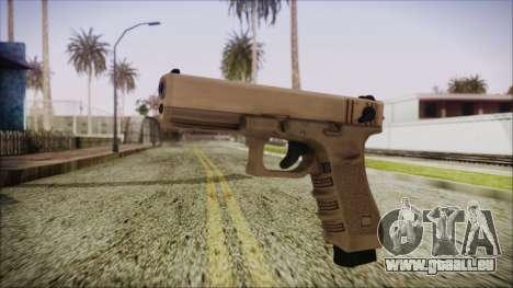 PayDay 2 STRYK 18c für GTA San Andreas