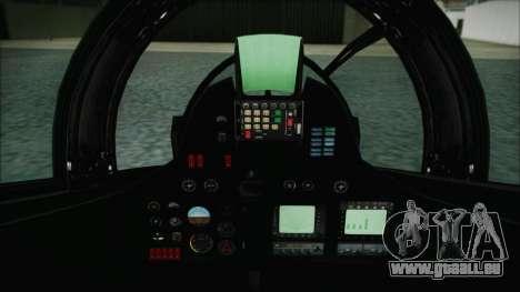 GTA 5 Savage für GTA San Andreas rechten Ansicht