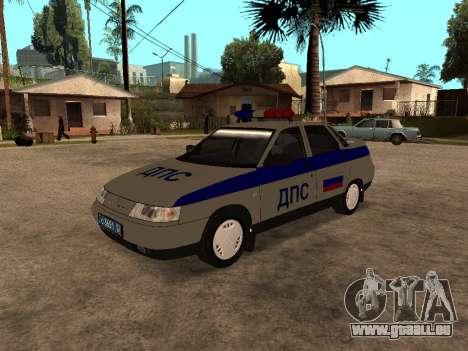 VAZ 2110 DPS für GTA San Andreas