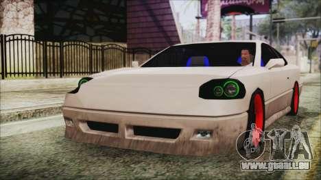 New Alpha Street pour GTA San Andreas