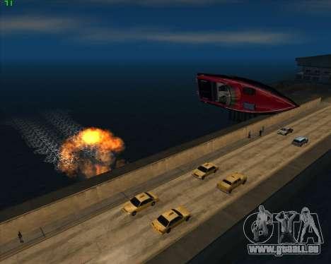 La folie dans l'état de San Andreas v1.0 pour GTA San Andreas douzième écran