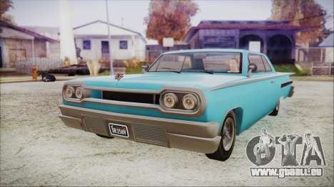 GTA 5 Declasse Clean Voodoo Bobble Version IVF pour GTA San Andreas