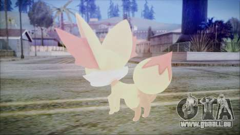 Fennekin (Pokemon XY) pour GTA San Andreas deuxième écran